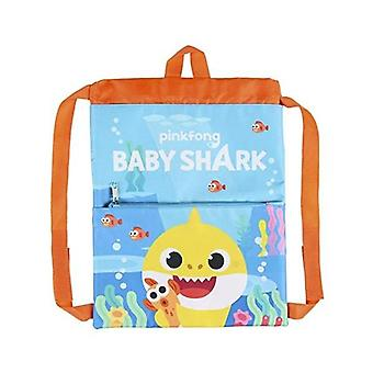 Child's backpack bag baby shark