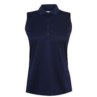 Callaway Sleeveless Knit Polo Shirt Ladies