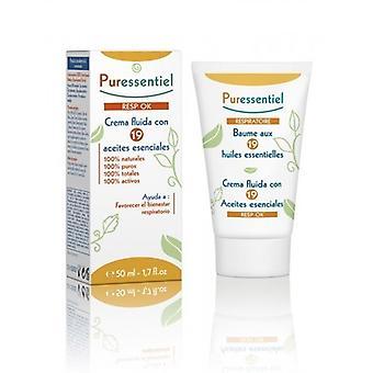 Puressentiel Respiratory Balm Ok 19 Fluid Cream 50 ml