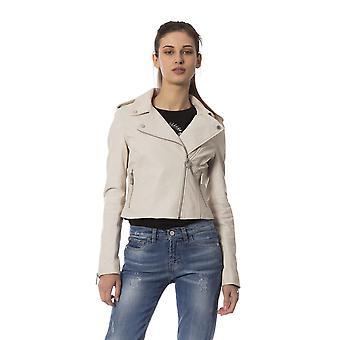 Frankie Morello Biancoseta Jackets & Coat
