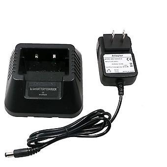 Uv-5r Eu/us/uk/au/usb/auto BatterieLadegerät für Uv-5r Dm-5r Plus Walkie Talkie Uv