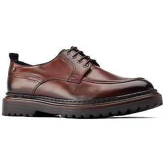 Base london men's rene apron toe derby shoe various colours 31236