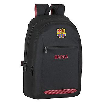 Koululaukku F.C. Barcelona Musta
