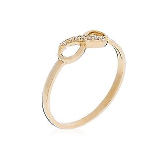 Ring 'Infinity' Yellow Gold