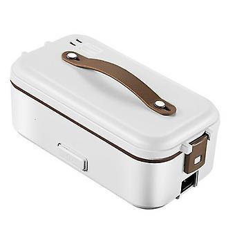 Contenedor de lonchera contenedor portátil de aislamiento de calefacción eléctrica recipiente de almacenamiento de alimentos