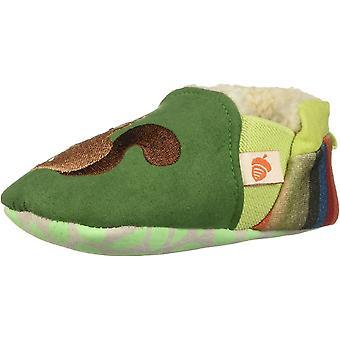 Acorn Unisex-Child Easy-on Toddler Moc Slipper