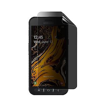Celicious privatliv plus 4-vejs Anti-Spy filter Screen Protector film kompatibel med Samsung Galaxy Xcover 4S
