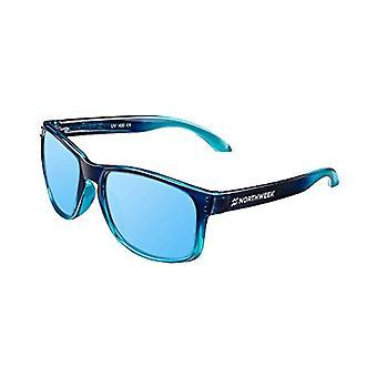Northweek Bold Sunglasses, Multicolored (Azul), 52 Unisex-Adult
