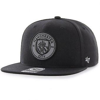Manchester City FC 47 Reflective Captain Cap