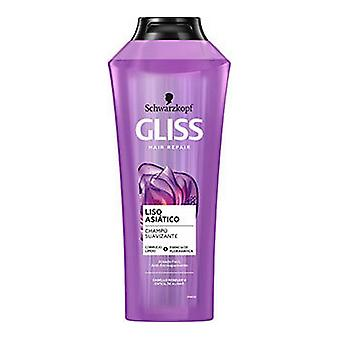 Straightening Shampoo Gliss (370 ml)