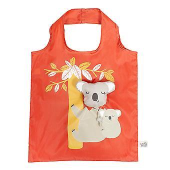 Sass & Belle Koala Foldable Shopping Bag