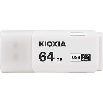 Kioxia 64GB TransMemory U301 USB3 White