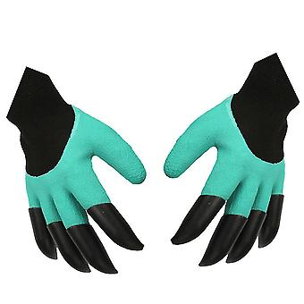 Paw Gloves Gardening Rubber Gloves Waterproof