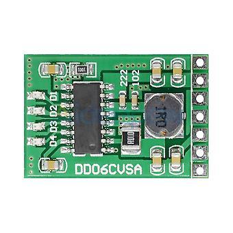 новый DC 5v 2.1a мобильный заряд заряда заряда разряда шаг вверх модуль индикатора sm19858