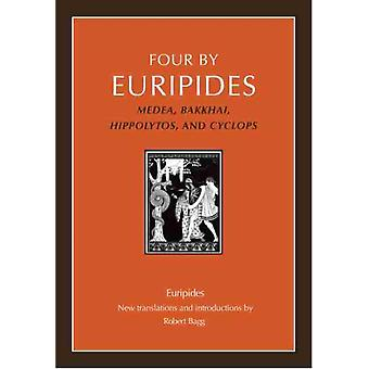 Four by Euripides by Other Robert Bagg