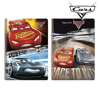 Book of Rings Cars A4