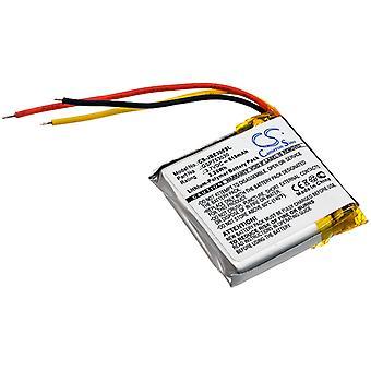 Wireless Headset Battery for JBL GSP753030 E45BT E55BT Everest Elite 300 610mAh