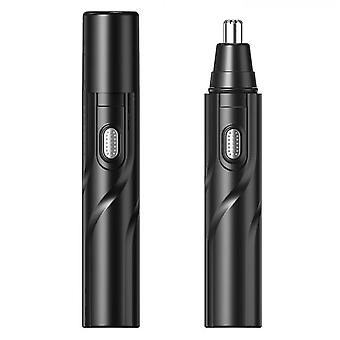 Electric Nose Hair Trimmer For Men, Easy To Clean, Washable