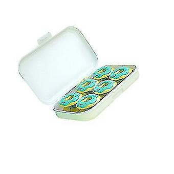 6 Pieces Of New Donut Quilt Holder Needle-free Non-slip Quilt Cover Holder(Yellow)