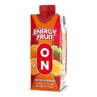 Nektar Juver Energy Ovocné oranžové mango (330 ml)