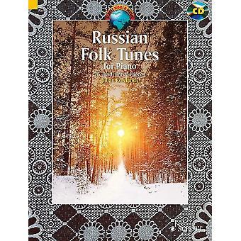 Russian Folk Tunes for Piano Rowlands, Julian piano ED 13684