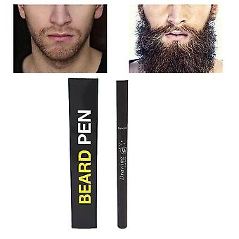Men Beard Growth Pen Facial Hair Sideburn Mustache Repair Shape Regrowth Pen