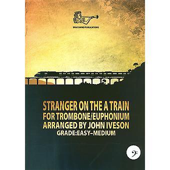Stranger on the A Train Bass Clef - Iveson (Trombone/Euphonium/Piano)