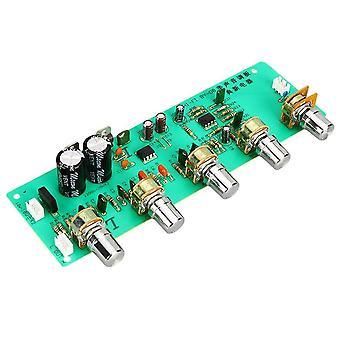 2.0 Hifi An4558 Audio Voorversterker Board Met Toonregeling