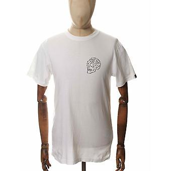 Deus Ex Machina Venice Skull Tee - White