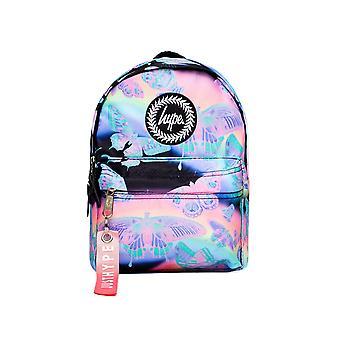 Hype Butterfly Glow Mini Backpack