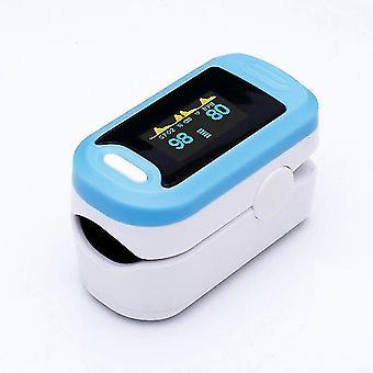 Oximeters digitale vinger pulse oximeter medische draagbare vinger bloed zuurstof verzadiging vinger spo2