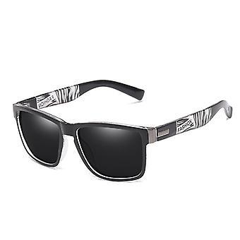 Unisex Square Vintage slnečné okuliare