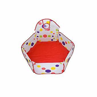 Cort pentru copii în aer liber Play House 1m, sac de pânză groasă