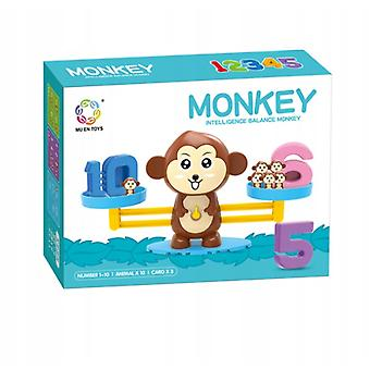 Monkey Balance Scale Addition And Subtraction Enlightenment Mathematics Toy