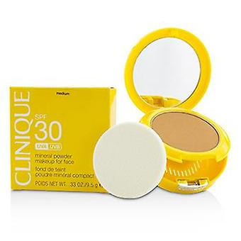 Clinique Sun Spf 30 Mineral Pulver Make-up für Gesicht - Medium - 9.5g/0.33oz