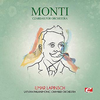 Vittorio Monti - Czardas Orkesteri USA tuontia varten