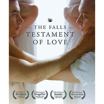 Falls: Testamente av kärlek [Blu-ray] USA import