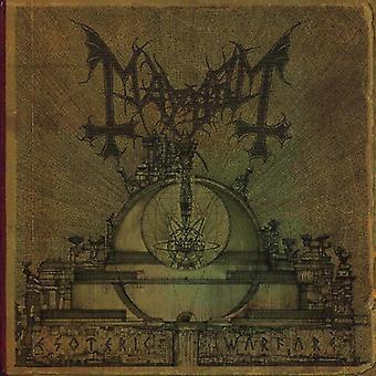 Mayhem - Esoteric Warfare [CD] USA import