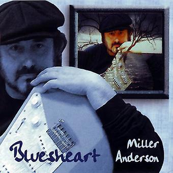 Miller Anderson - Bluesheart [Vinyl] USA import
