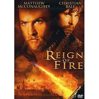 Reign of Fire [DVD] USA import