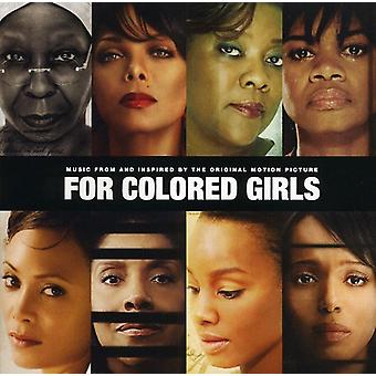 For Colored Girls - Music From & Inspired by the Orig. Motion Picture [CD] USA import
