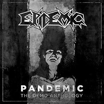 Epidemic - Pandemic: The Demo Anthology [CD] USA import