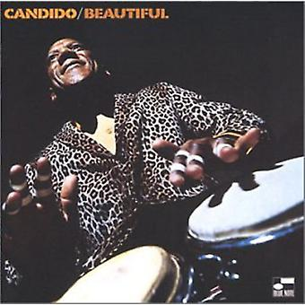 Candido - belle [CD] USA import