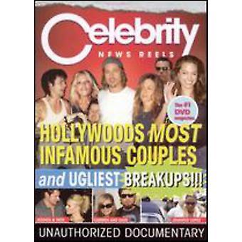 Importazione USA Hollywoods più infame coppie & Ugliest scioglimento [DVD]