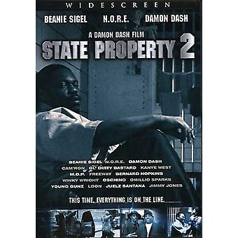 State Property 2 [DVD] USA import
