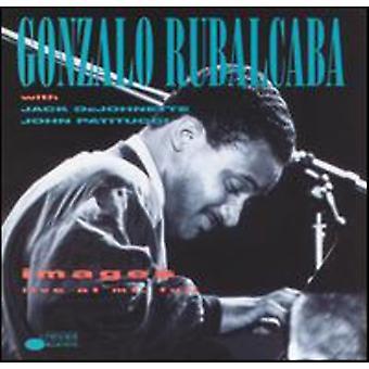 Gonzalo Rubalcaba - Images-Live From Mt. Fuji [CD] USA import
