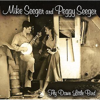 Mike Seeger & Peggy - Fly Down Little Bird [CD] USA import