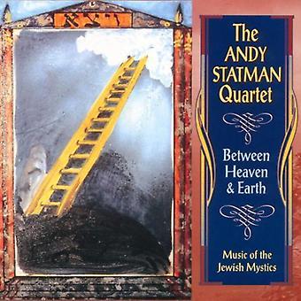 Andy Statman Quartet - tussen hemel & aarde [CD] USA import