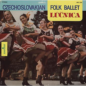 Lucnica - Lucnica: Czechoslovakian Folk Ballet From Bratisla [CD] USA import