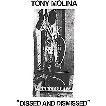 Tony Molina - Dissed & Dismissed [CD] USA import